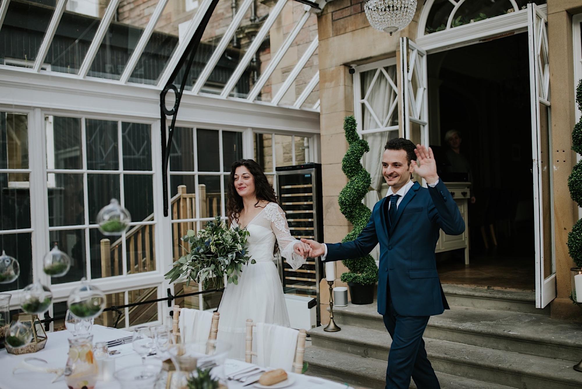 inglewood house and spa wedding