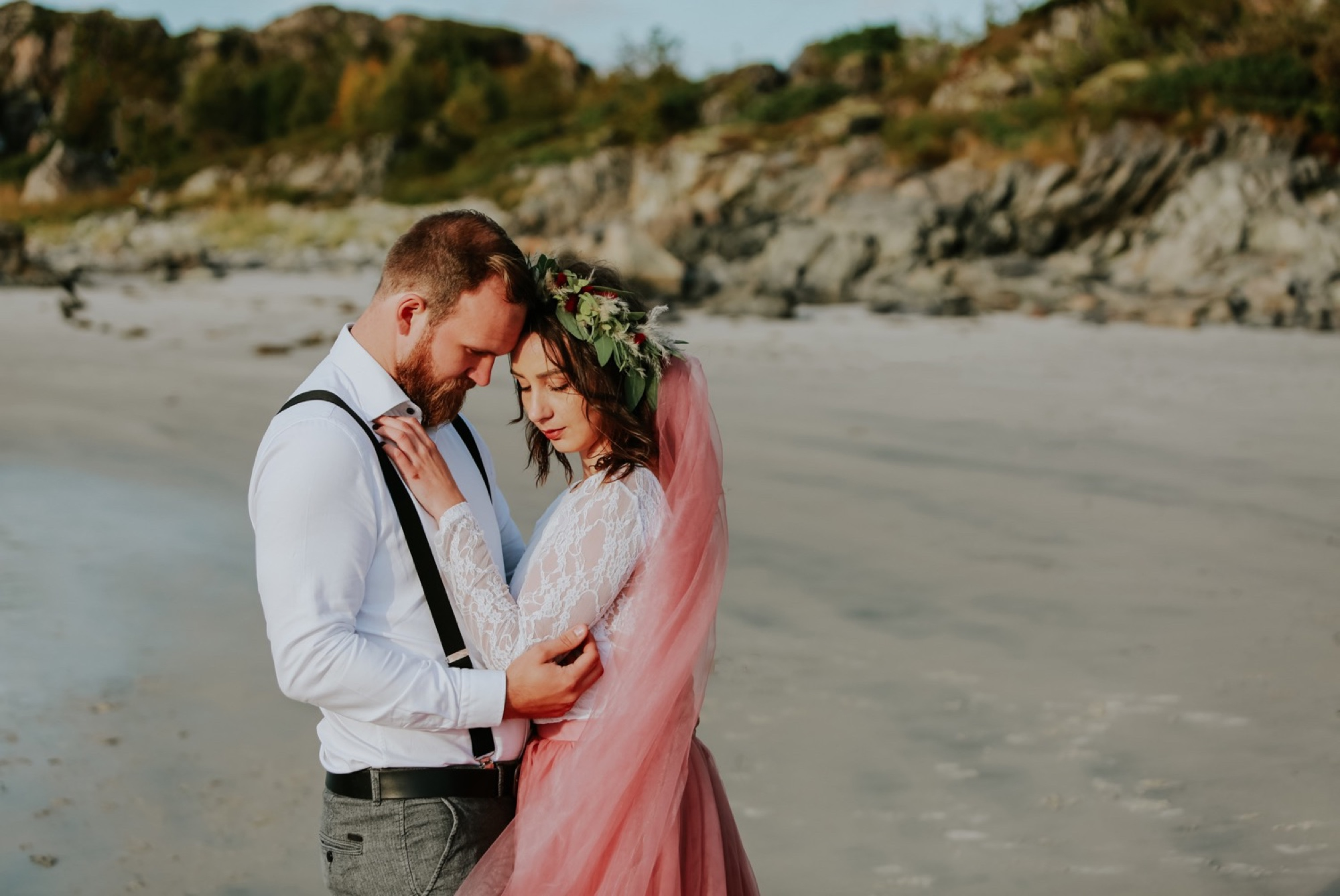lofoten norway destination wedding