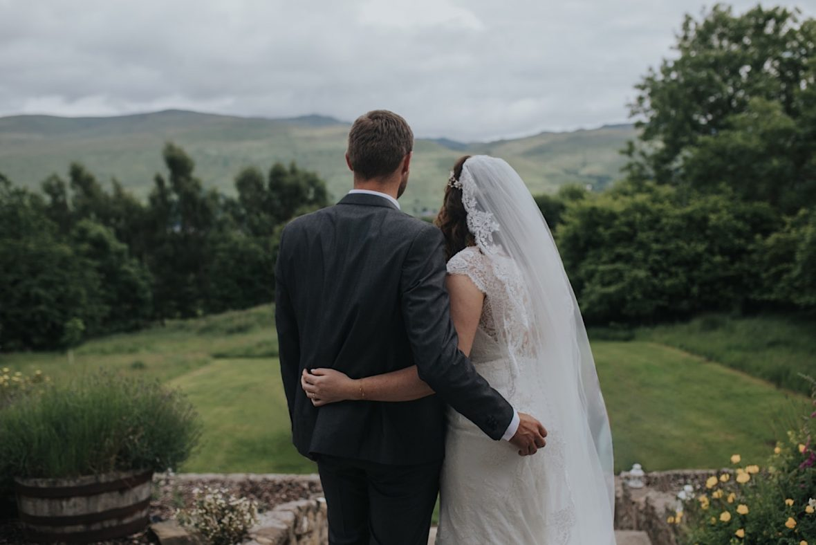 scottish highlands wedding photographer