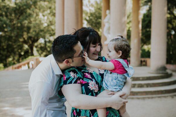 barcelona family session