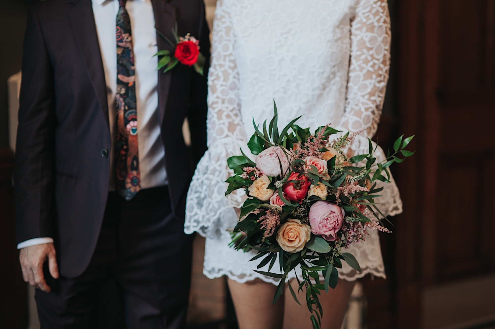 montrose registry office wedding