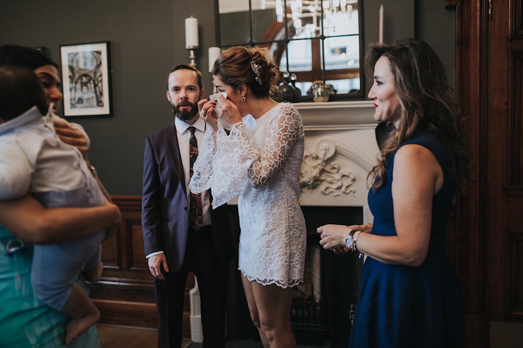 glasgow city elopement photographer