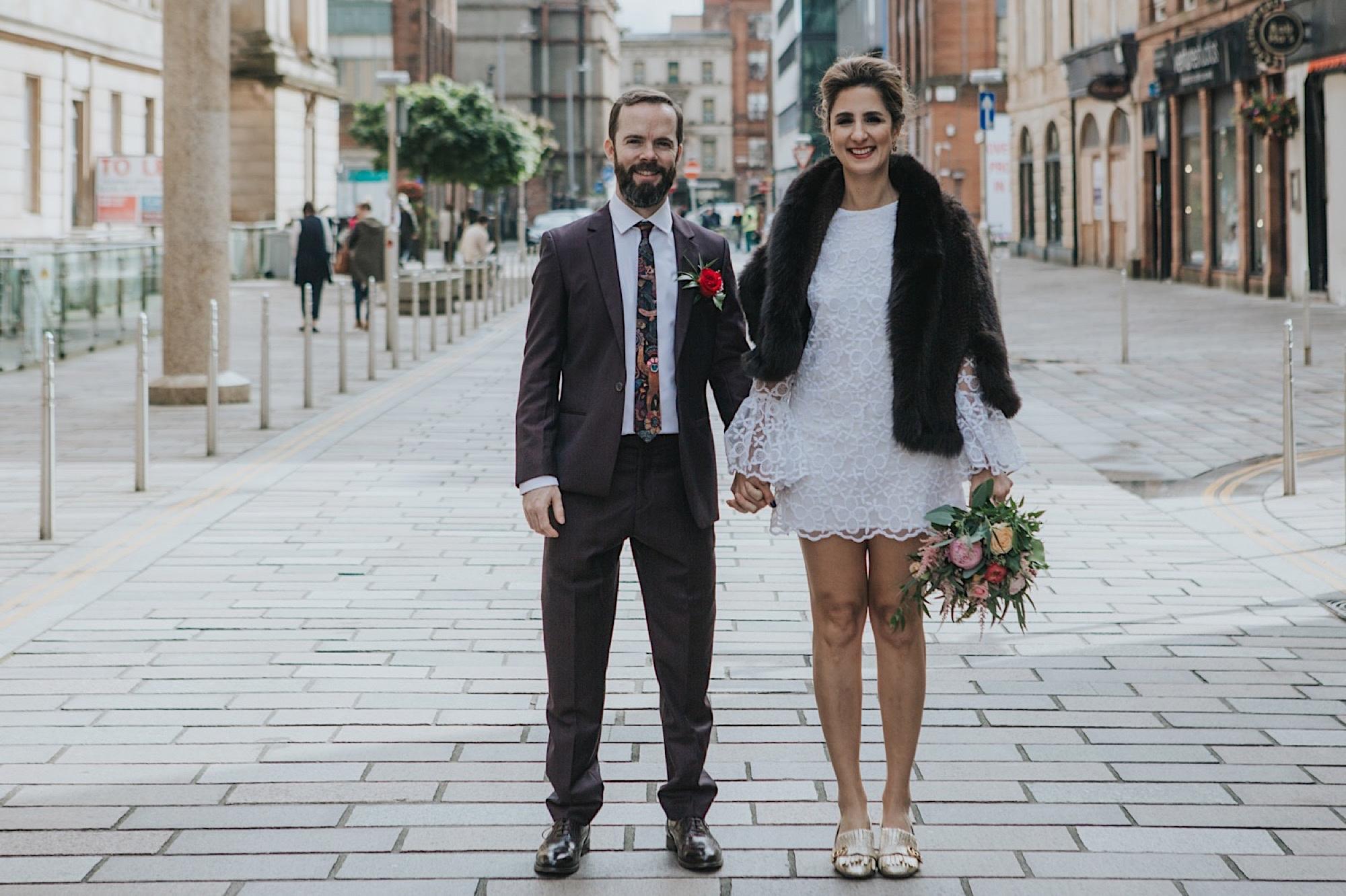 glasgow merchant city wedding