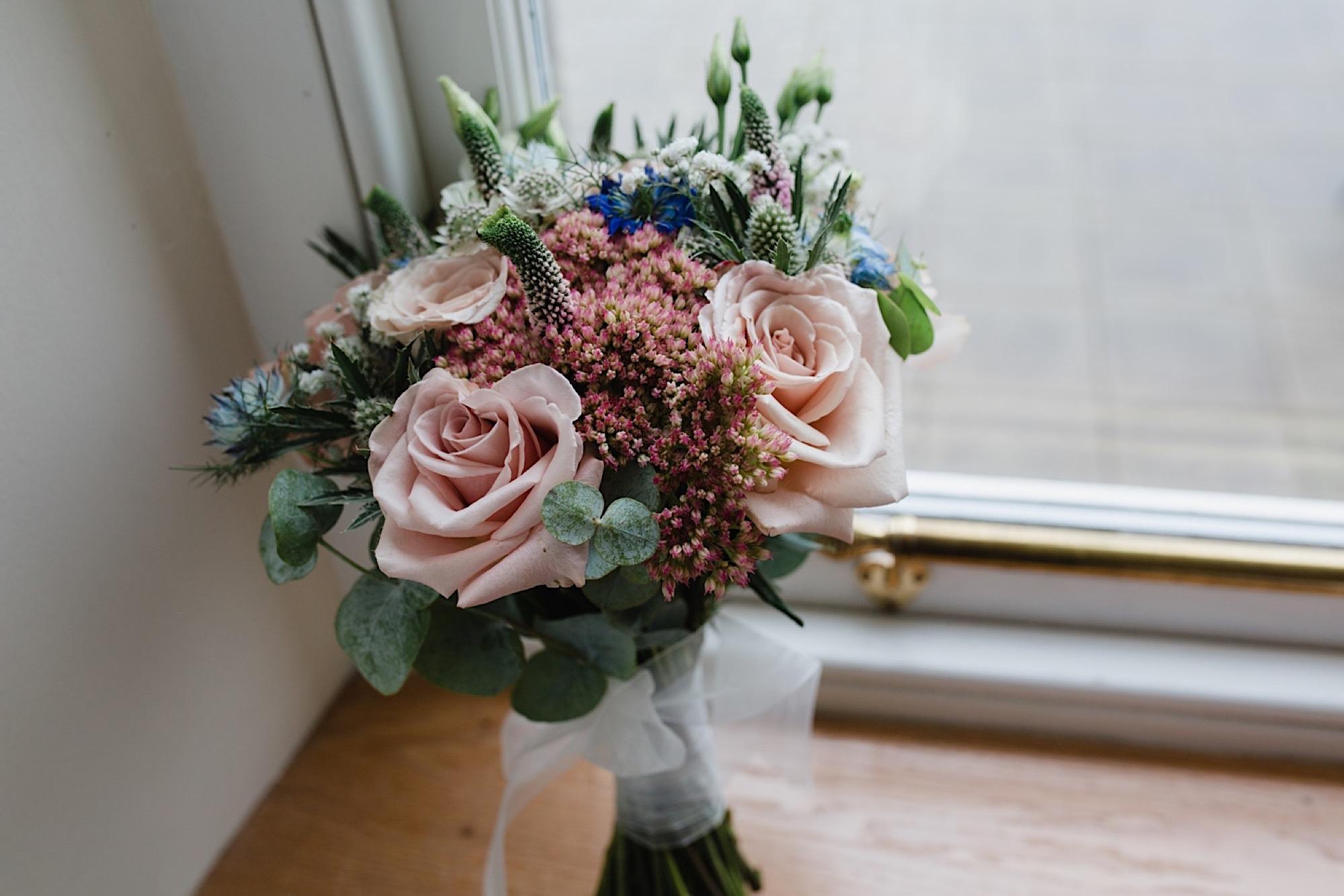 the cruin loch lomand wedding photographer
