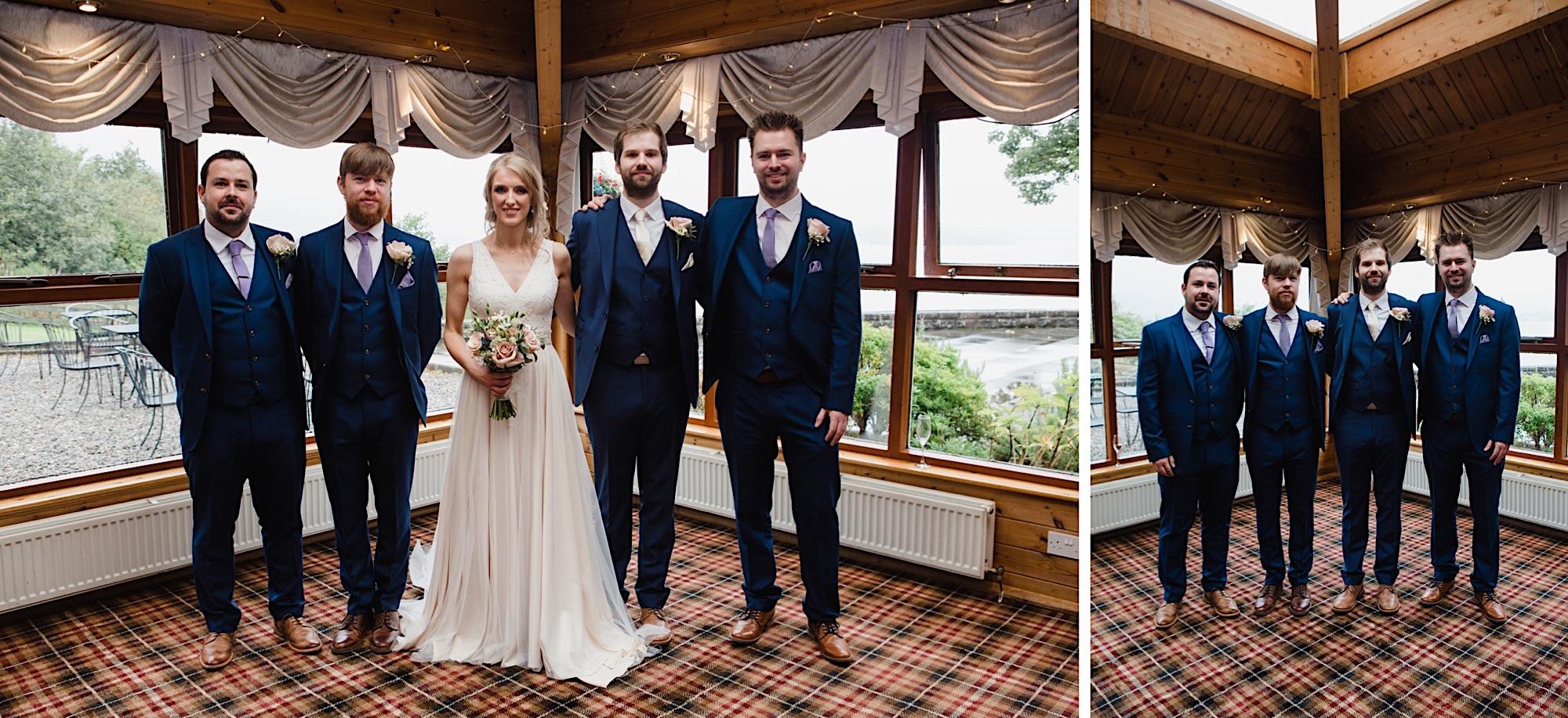 the cruin loch lomand family photos