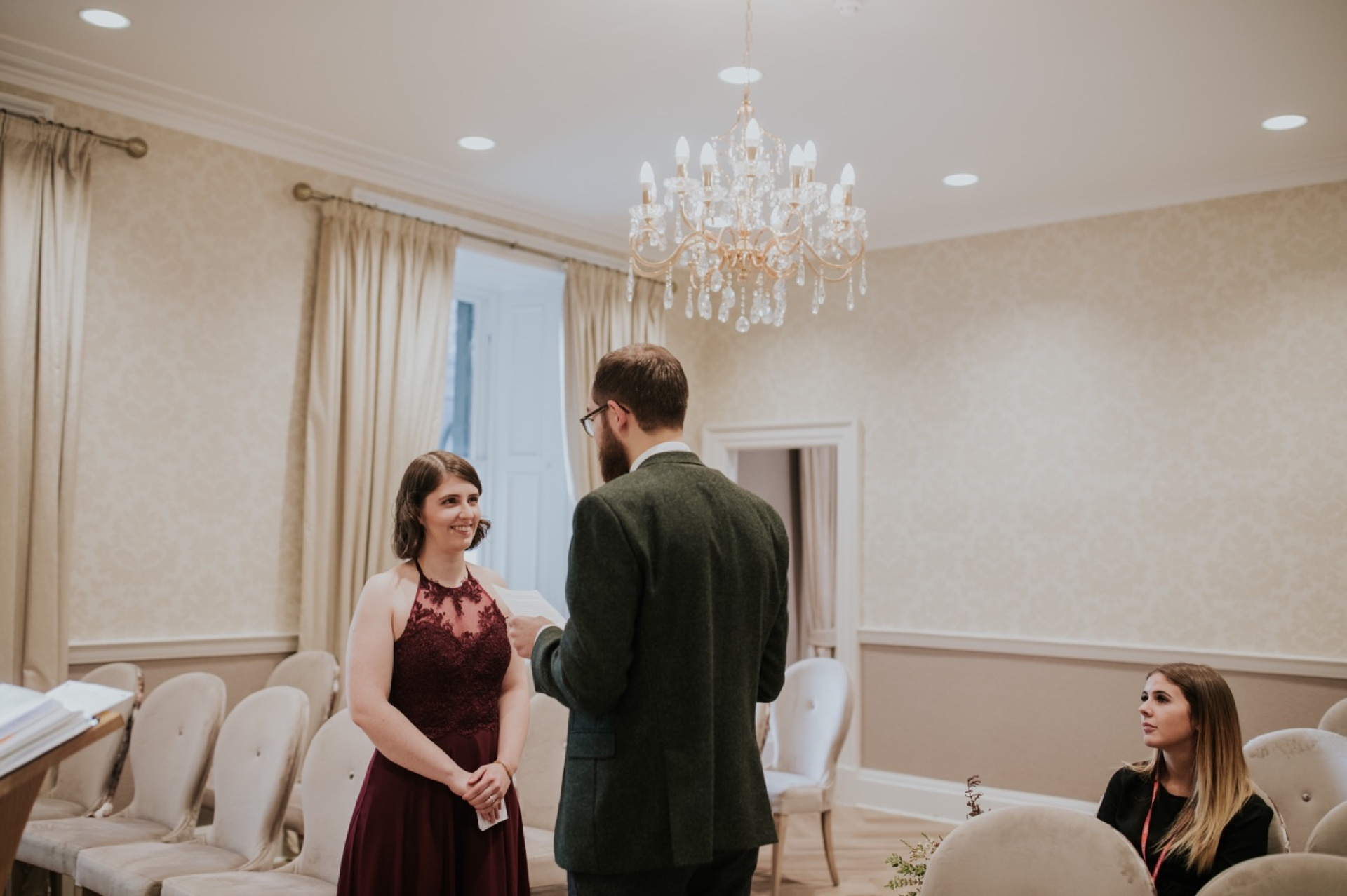 edinburgh city chambers elopement