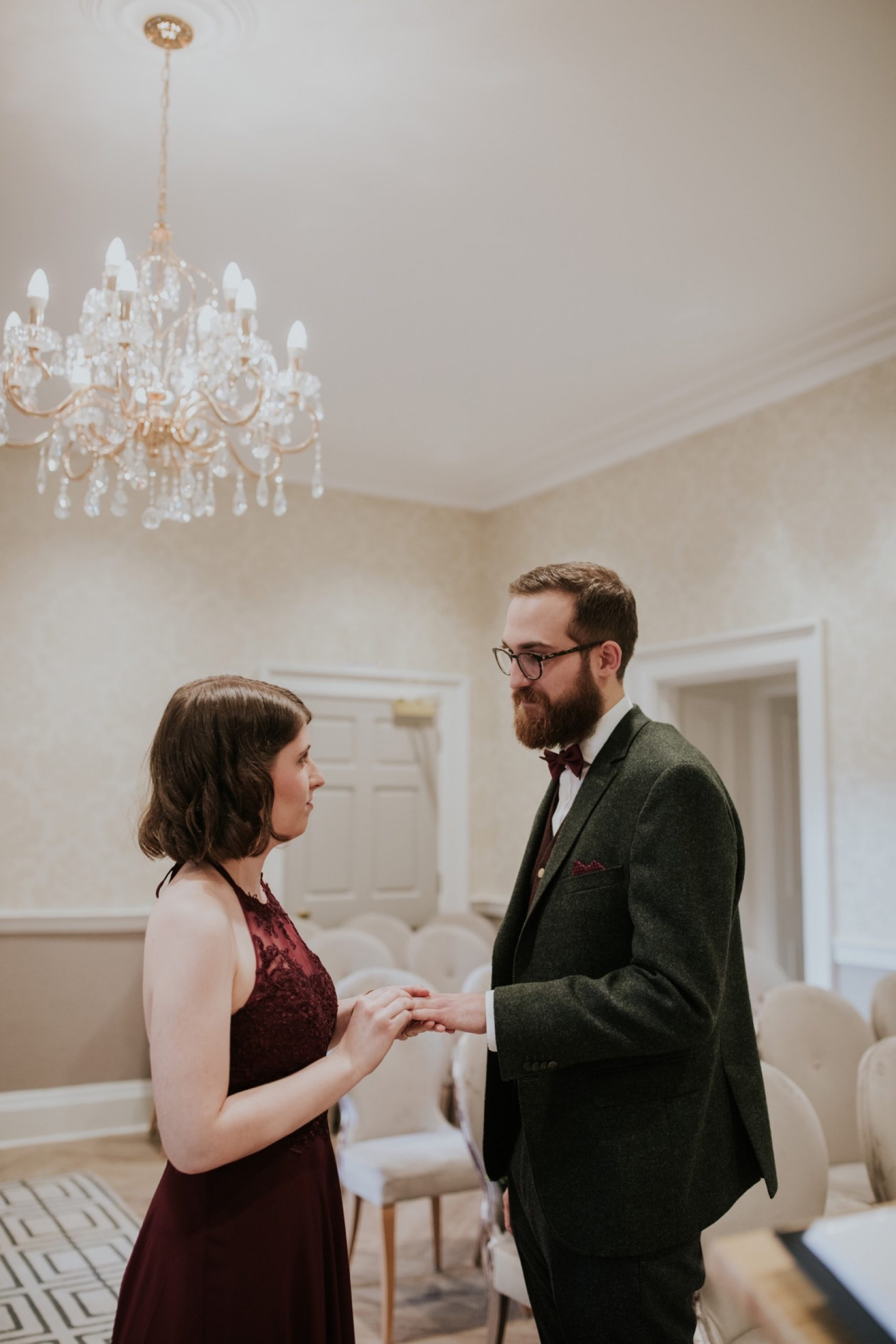 edinburgh winter elopement