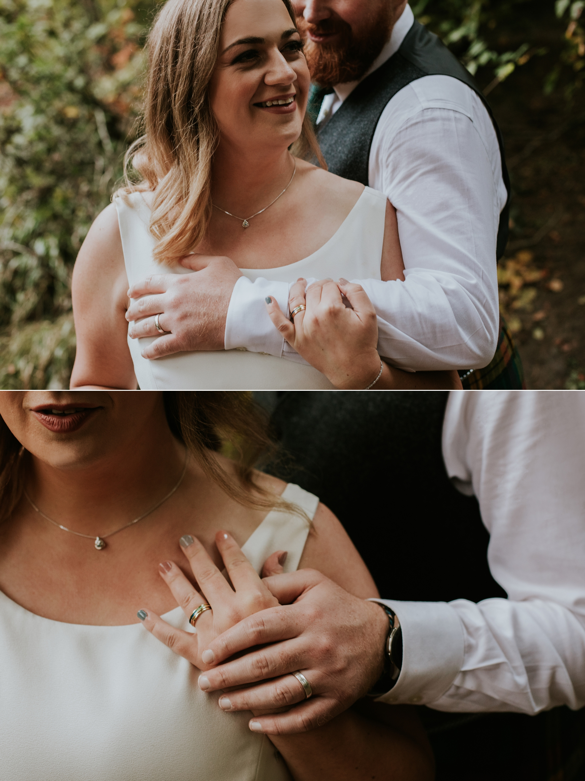 dunkeld elopement photographer