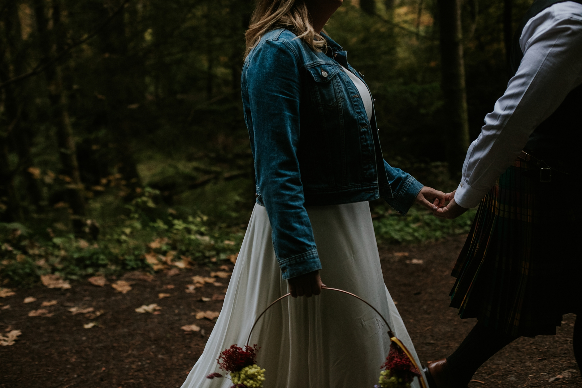 the hermitage dunkeld wedding photographer